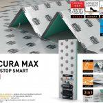 Secura Max Aquastop XPS hőszigetelő lemez Nettó ár: 745 Ft / m2