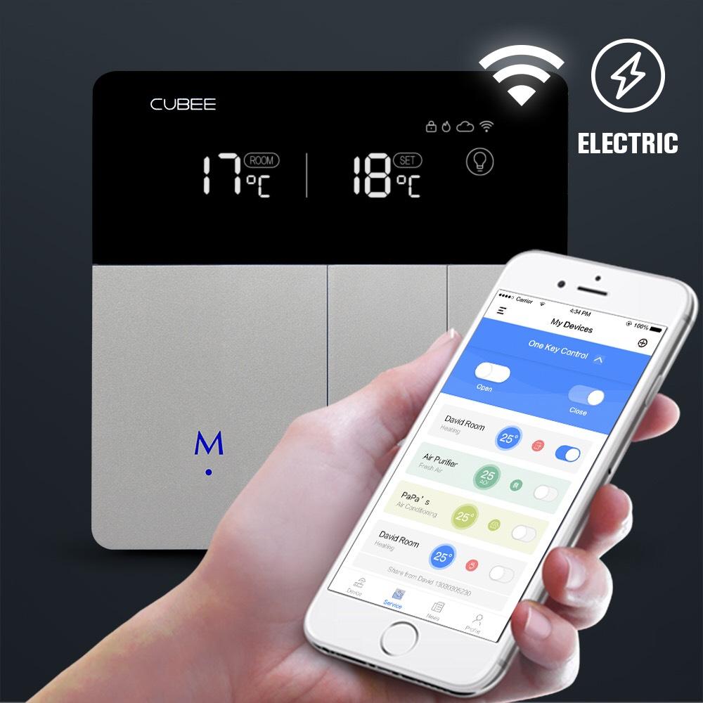 Termosztát_Dimat Smart Wifi 1
